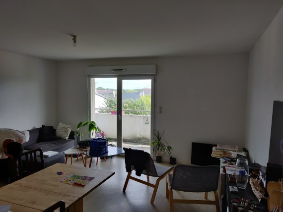 vente appartement PLABENNEC 3 pieces, 67m